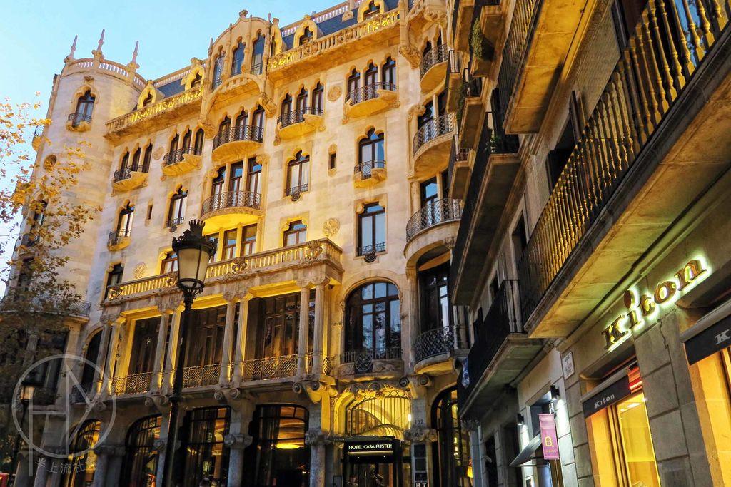 【西班牙巴塞隆納】《Hotel Casa Fuster》卡薩富思特飯店──極致貼心賓如歸家。五星級酒店推薦住宿心得。