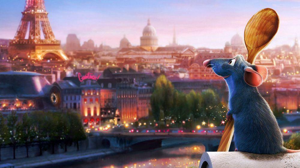 【法國巴黎】《料理鼠王》觀光景點清單、酒單、菜色、餐廳總整理。虛構的左岸料理傳奇Ratatouille。
